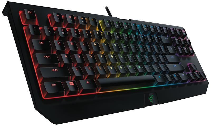 Razer Blackwidow Tournament Edition Keyboard Metal Bar on