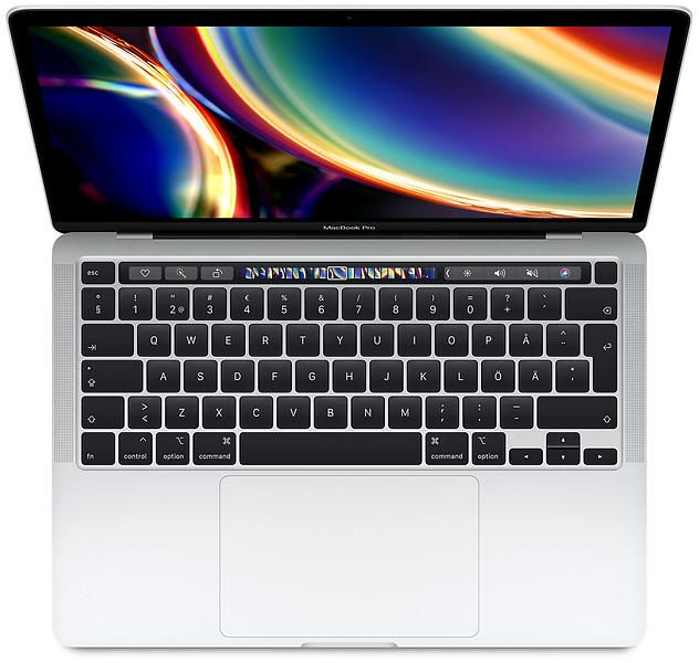 Ny MacBook Pro 13'' med Magic Keyboard. | Mobit