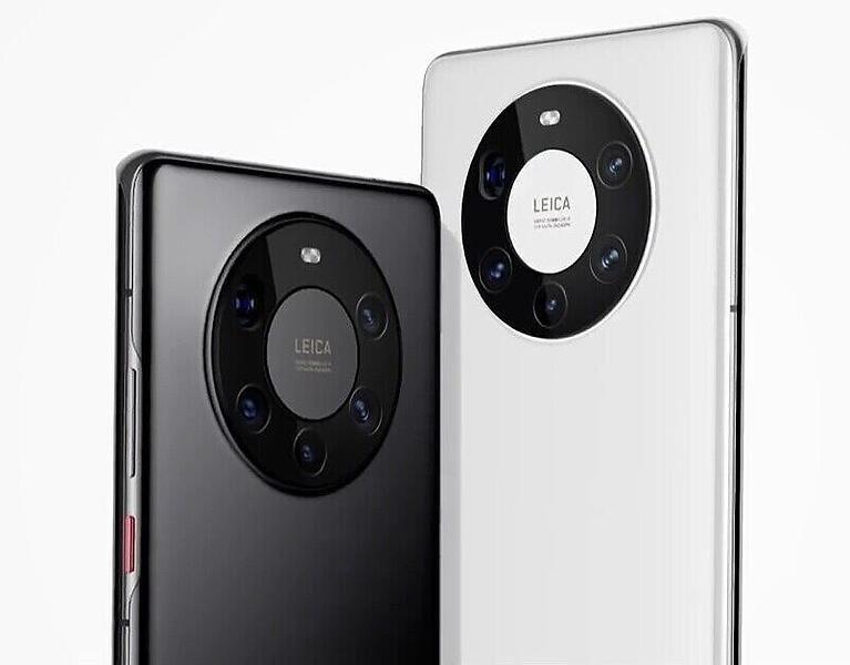 Huawei lanserer Mate 40 serien med 50 watts trådløs lading